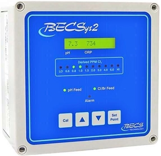 BECS Chemical Controllers - Paradsie Leisurescapes Commercial